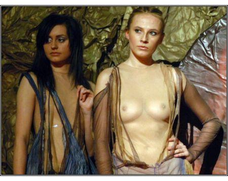 Prowokacje 2007 - Pokaz mody - Piersi