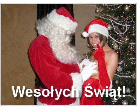Wesołych Świąt! Wesołych Świąt! Wesołych Świąt!