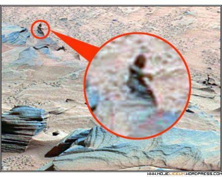 Marsjanin z Marsa