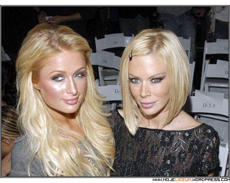 Paris Hilton i Jenna Jameson