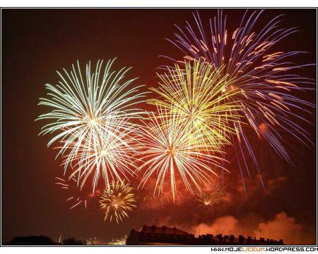 Szczęśliwego nowego 2008 roku!