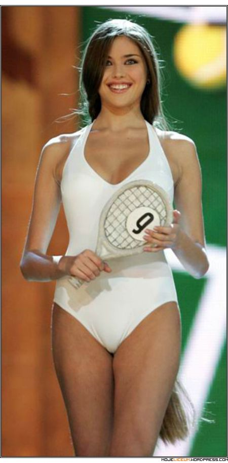 Alexandra Ivanovskaya (Александра Ивановская) - miss Rosji 2005