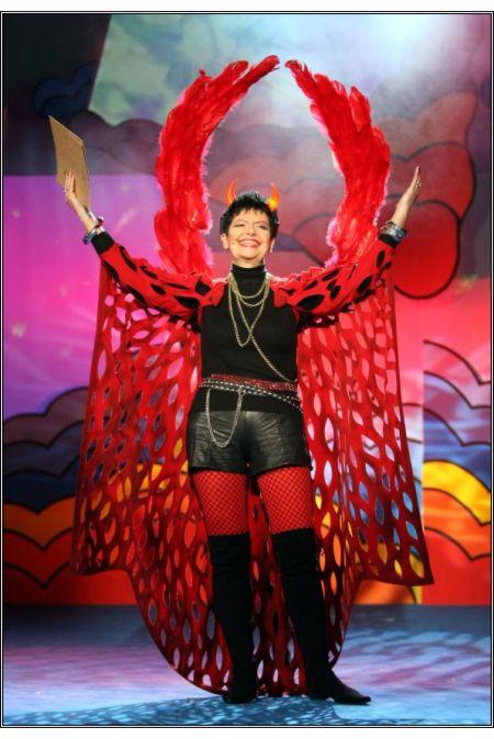 Joanna Senyszyn - Czerwony Diabeł