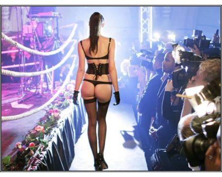 Pokaz Mody Erotycznej Berlin