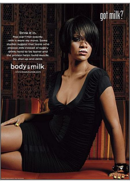Rihanna - Got milk?