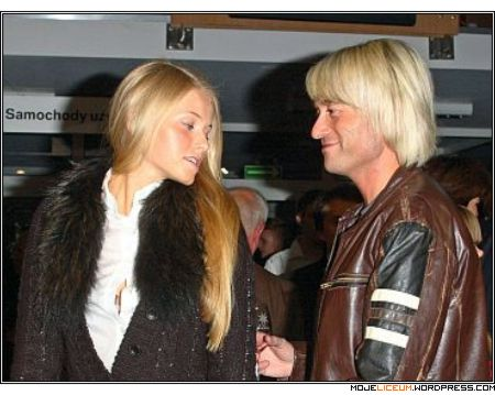 Agata Paskudzka i Piotr Rubik