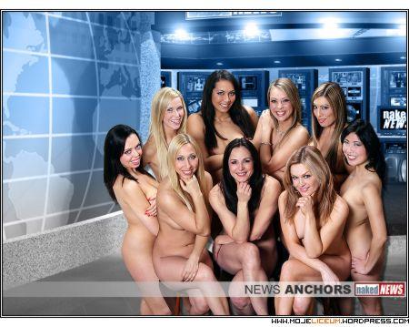 Naked News - Nagie prezenterki