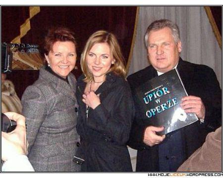Upiór w operze (Kwaśniewscy)