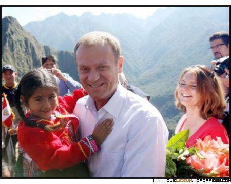 Donald Tusk (Peru)
