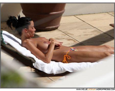 Katie Price - topless