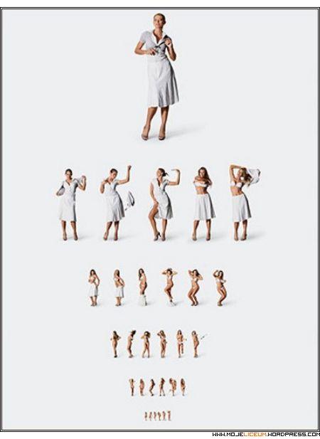 Badanie wzroku - tablica