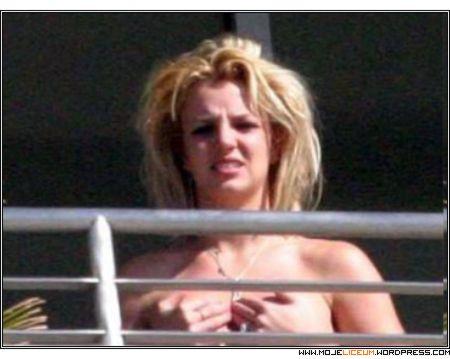 Britney Spears nago