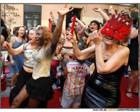 Madryt - prostytutki