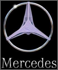 Mercedes - majtki