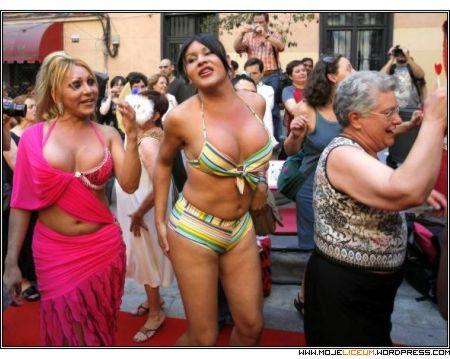 Prostytutki - Madryt