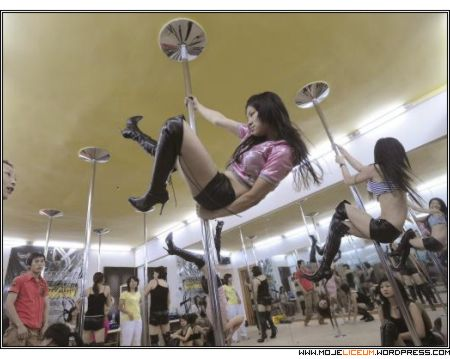 Szkoła - striptease